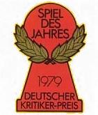 Spiel Des Jahres 1979