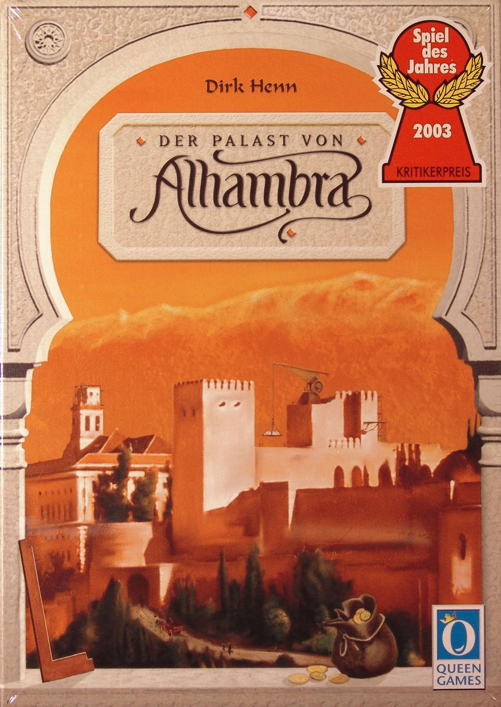 Palast Von Alhambra