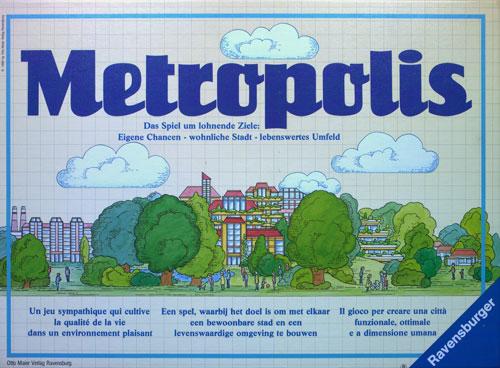 Metropolis Spiel