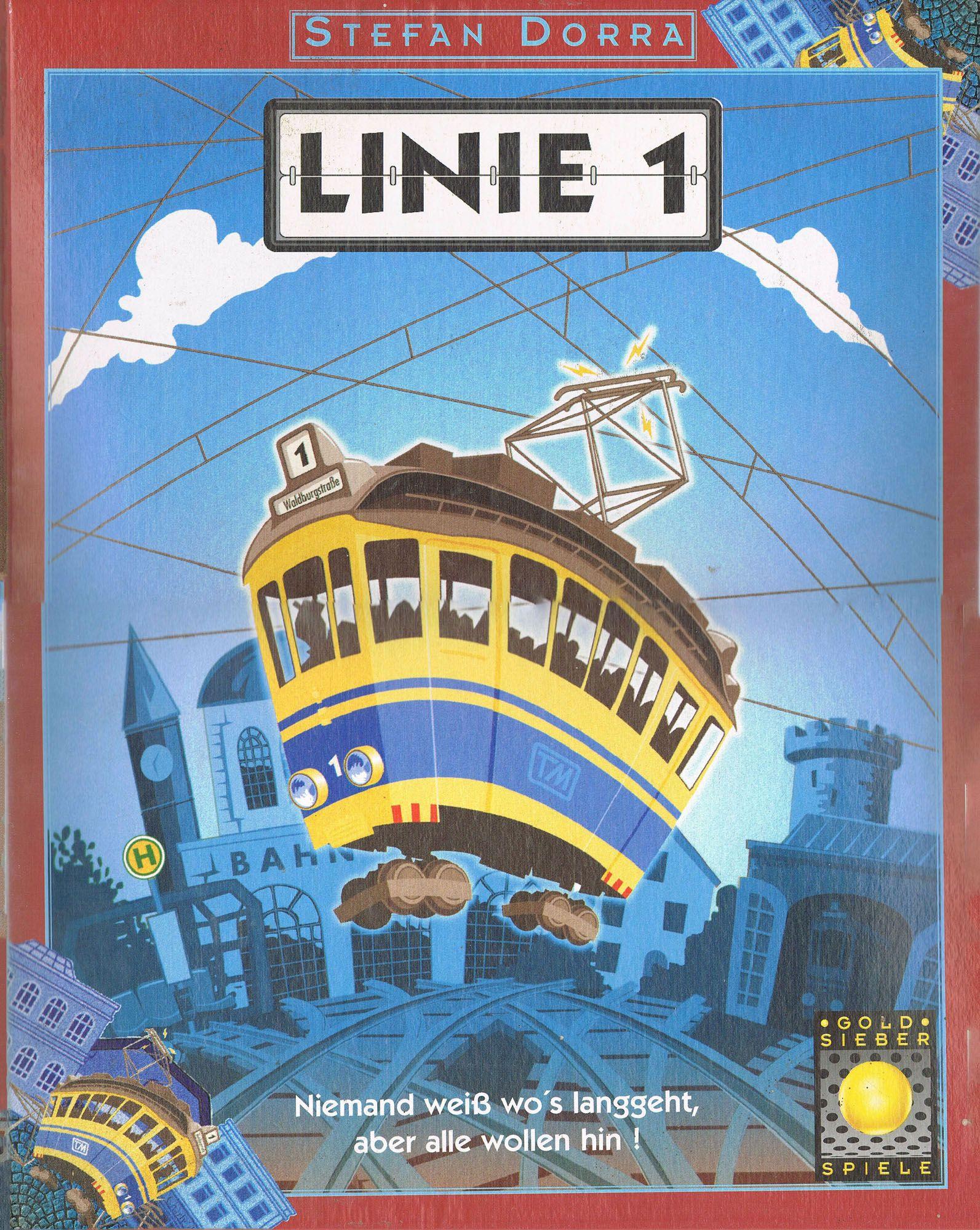 Linie 1 Spiel