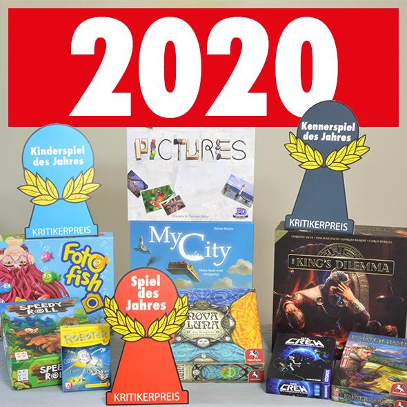Spiel Des Jahres 2021