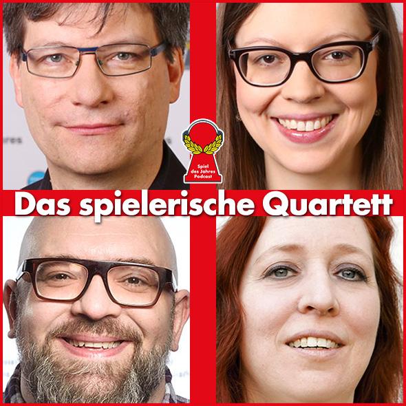 Löhlein, Zerlik, Schlewinski, Fuchs